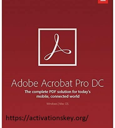 Adobe Acrobat Pro Dc 2020 Crackkeygen updated version