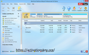 MiniTool Partition Wizard Crack & Serial Key updated 2020