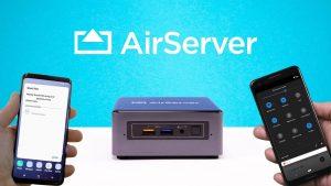 AirServer 7.2.5 Crack + Activation Code 2020 [Mac + Win]