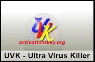 UVK Ultra Virus Killer 10.18.5.0 Crack