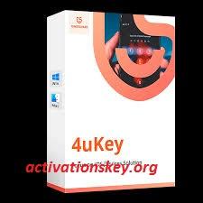 4ukey iPhone Unlocker 2.2.4 Crack