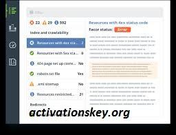 WebSite Auditor 4.48.5 Crack