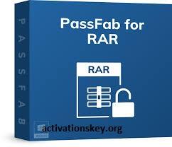 PassFab for RAR 9.4.3.0 Crack