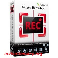 Aiseesoft Screen Recorder 2.2.38 Crack