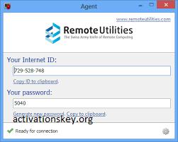 Remote Utilities - Host 7.0.0.0 Crack