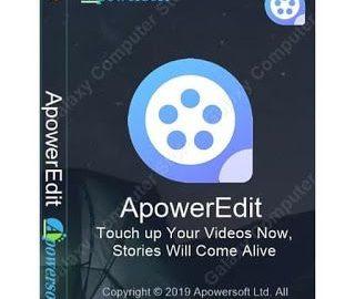ApowerEdit Pro 1.7.0.15 Crack