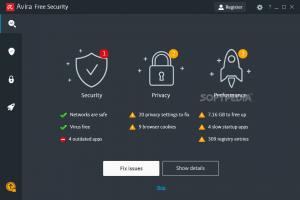 Avira Free Security 1.1.49 Crack