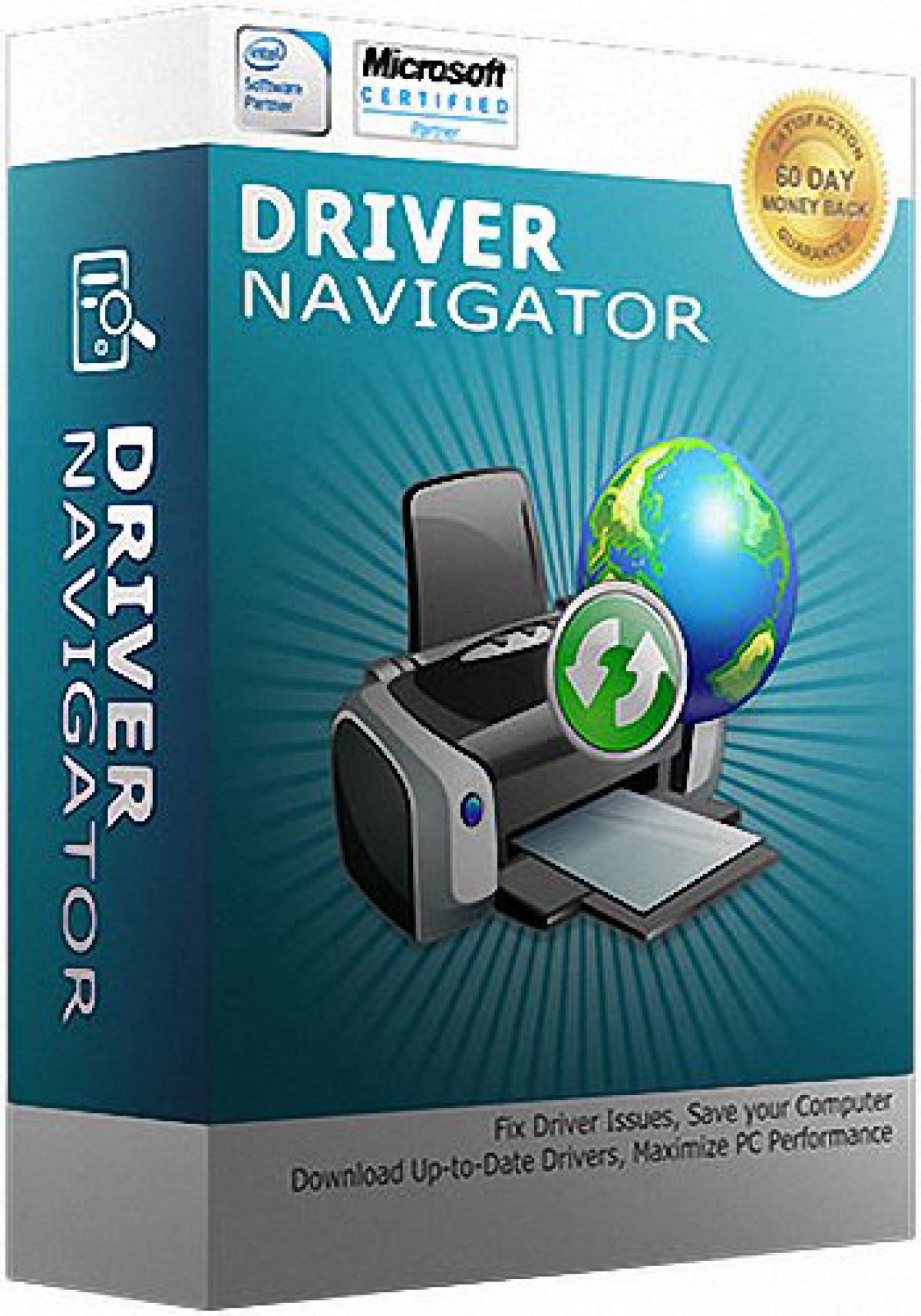 Driver Navigator 3.6.9 Crack