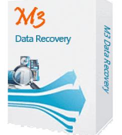 M3 Data Recovery Crack V6.8
