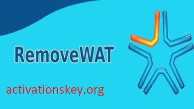 RemoveWAT 2.2.9 Crack & Product Key Free Download 2021