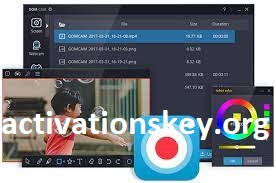 GOM Cam 2.0.24.2 Crack With Activation Key Free Download 2021