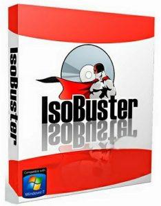 IsoBuster 4.8 Crack