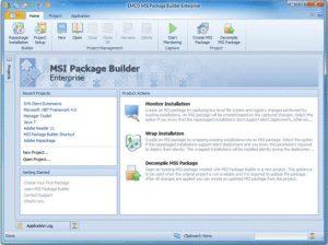 EMCO MSI Package Builder 9.1 Crack
